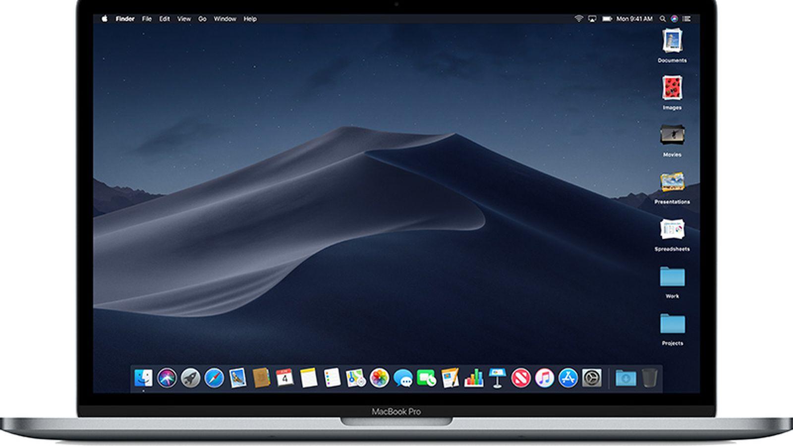 Macbook Pro Latest Software