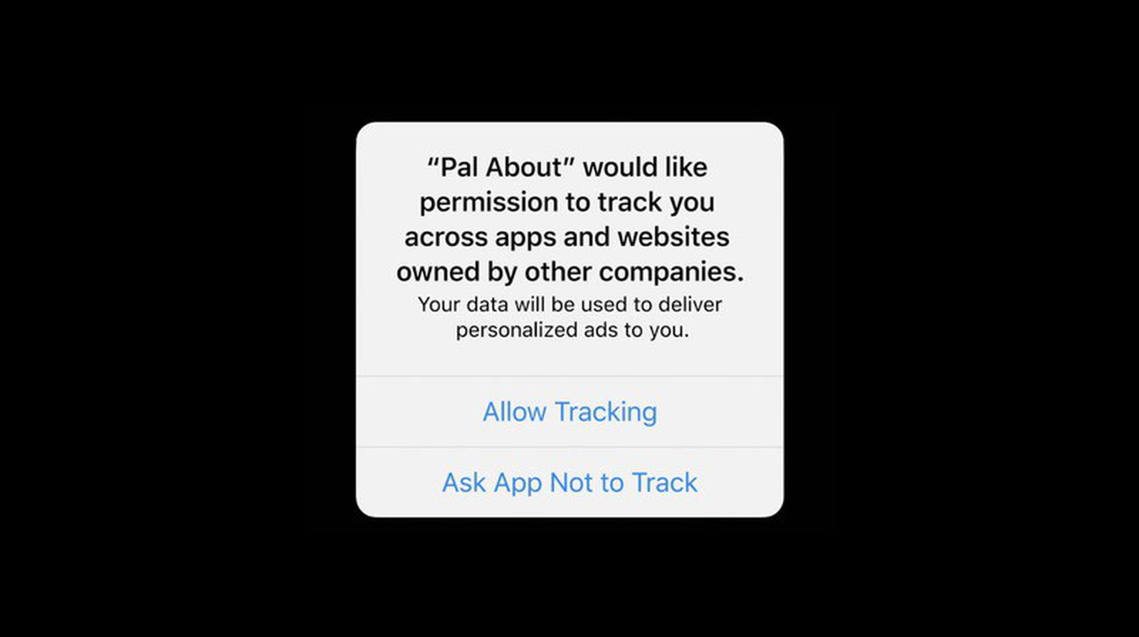 Apple Could Ban Apps That Don't Follow iOS 14 Anti-Tracking Rules, Says Software Chief Craig Federighi
