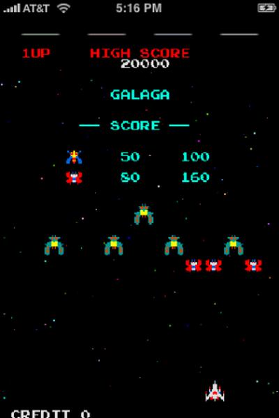 galaga 300