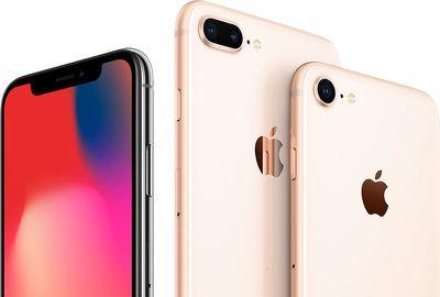 iphone x vs 8 compare