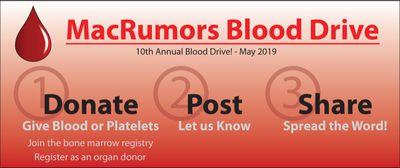 blood drive 2019