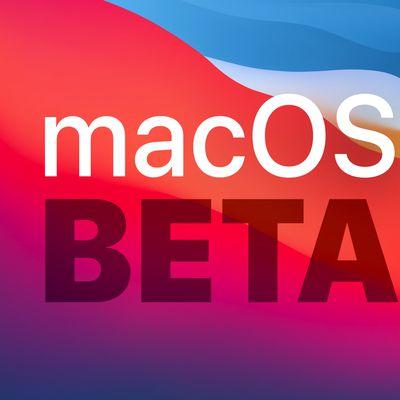 macOS dev beta 9 feature 1