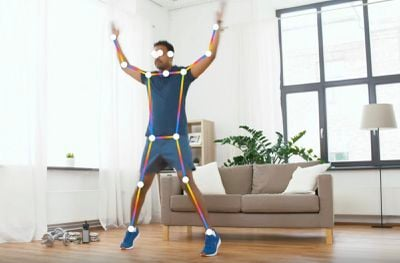 apple vision framework human body pose detection jumping jack