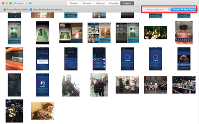How to add and organize photos for os x 2