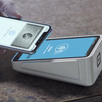 square terminal apple pay