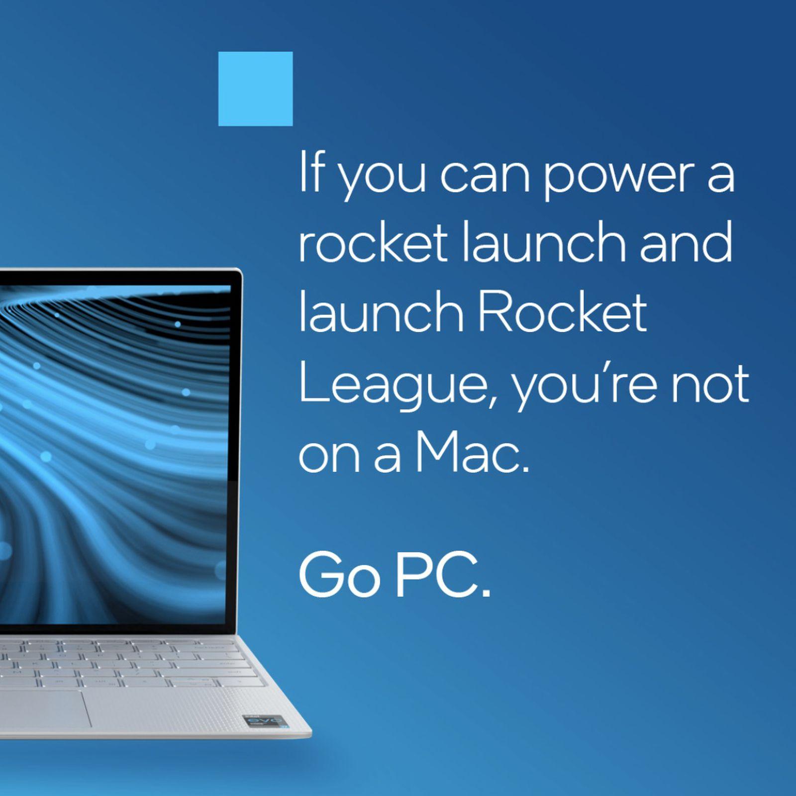Intel's Anti-Mac Ad Campaign Highlights M1 Shortcomings - MacRumors