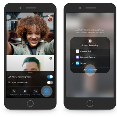 skype screen share