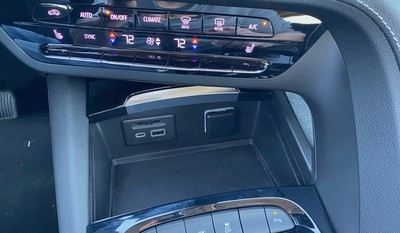 buick envision 2021 front usb