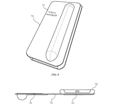 airpods iphone case patent folio 2