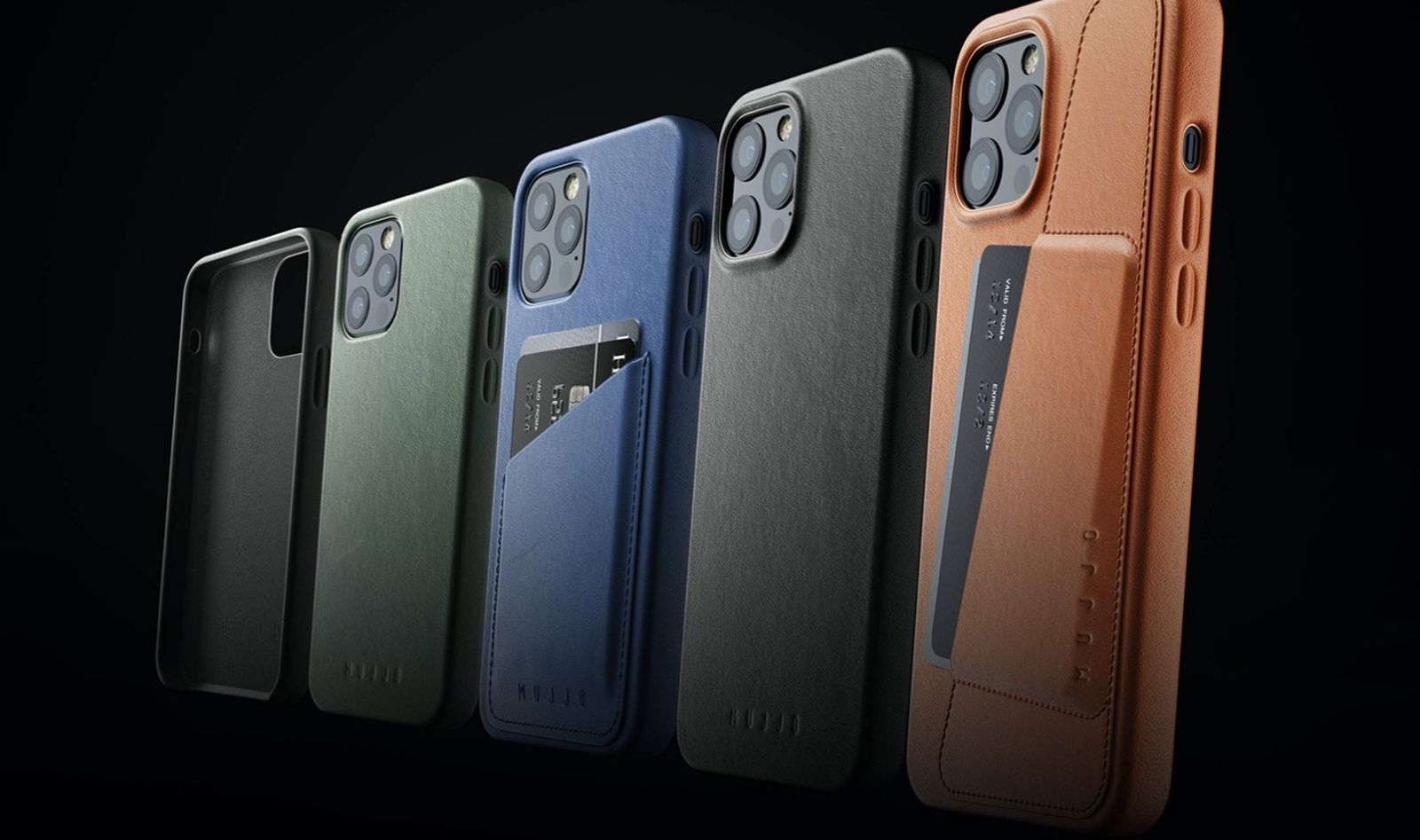 Mujjo Debuts New Range of Leather Cases for iPhone 12 Series - MacRumors
