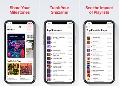 apple music milestones