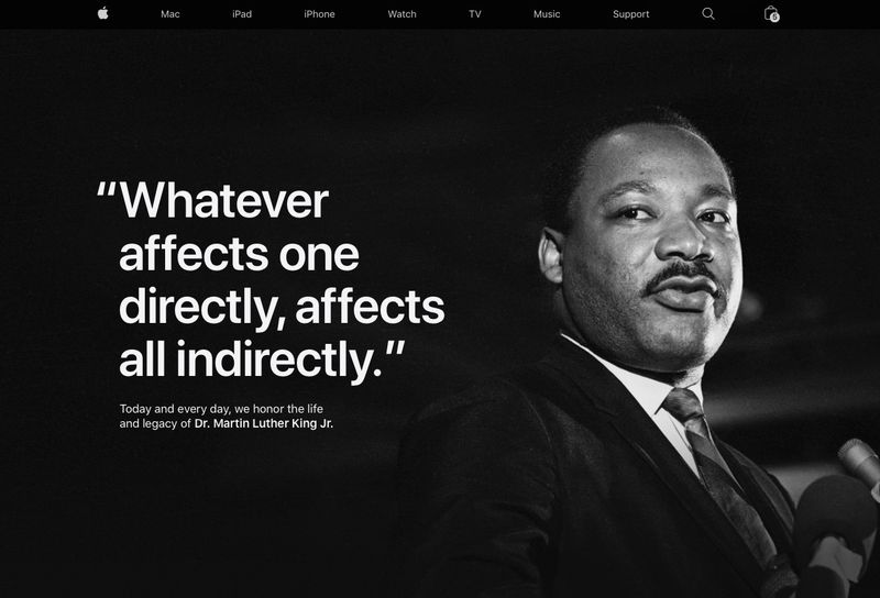 Martin Luther King Jr Poster in his own words Image made of MLK quotes!