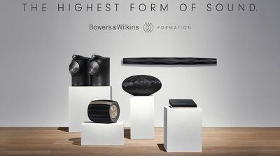 bowers wilkins formation series airplay