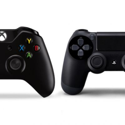 xbox ps4 controllers