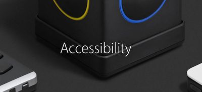 apple accessibility store