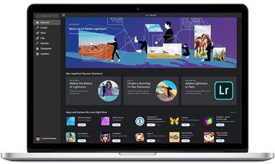 mac app store adobe lightroom