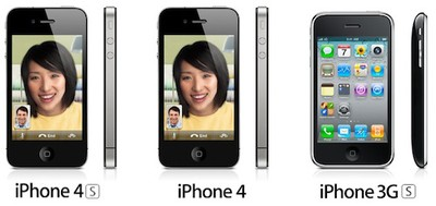 iphone 4s 4 3gs