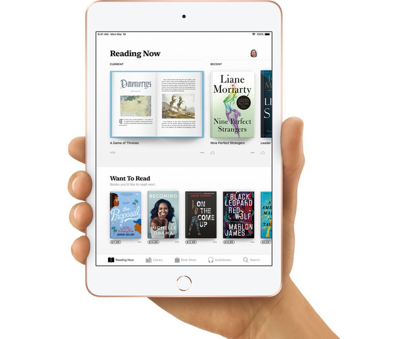 Sketchy Rumor Claims 'iPad Mini Pro' Launching in Second Half of 2021 - MacRumors