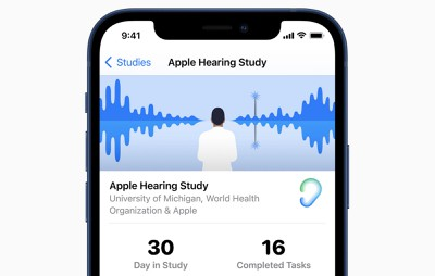 apple hearing study featured
