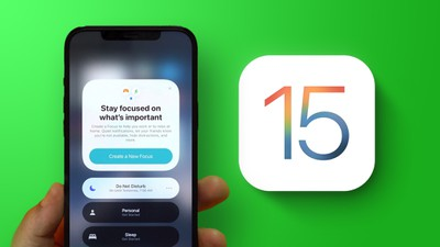 hands on ios 15 feature