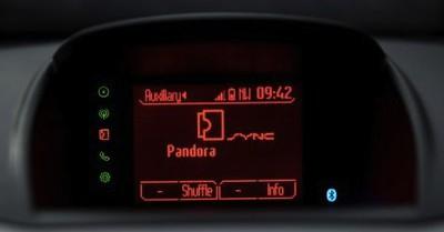 114637 ford sync dashboard