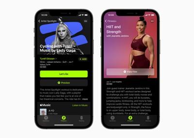 apple fitness plus artist spotlight