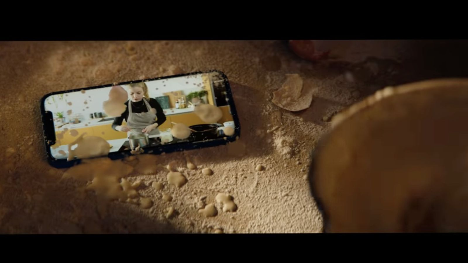 Apple Promotes iPhone 12 'Ceramic Shield' Display In New 'Cook' Ad - MacRumors