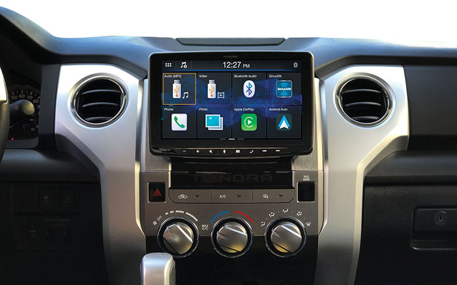 CES 2019: Alpine Previews New CarPlay Receivers, One Features ...