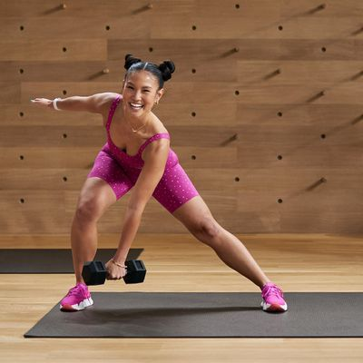 apple fitness plus instructor kim ngo