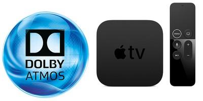 apple tv 4k dolby atmos