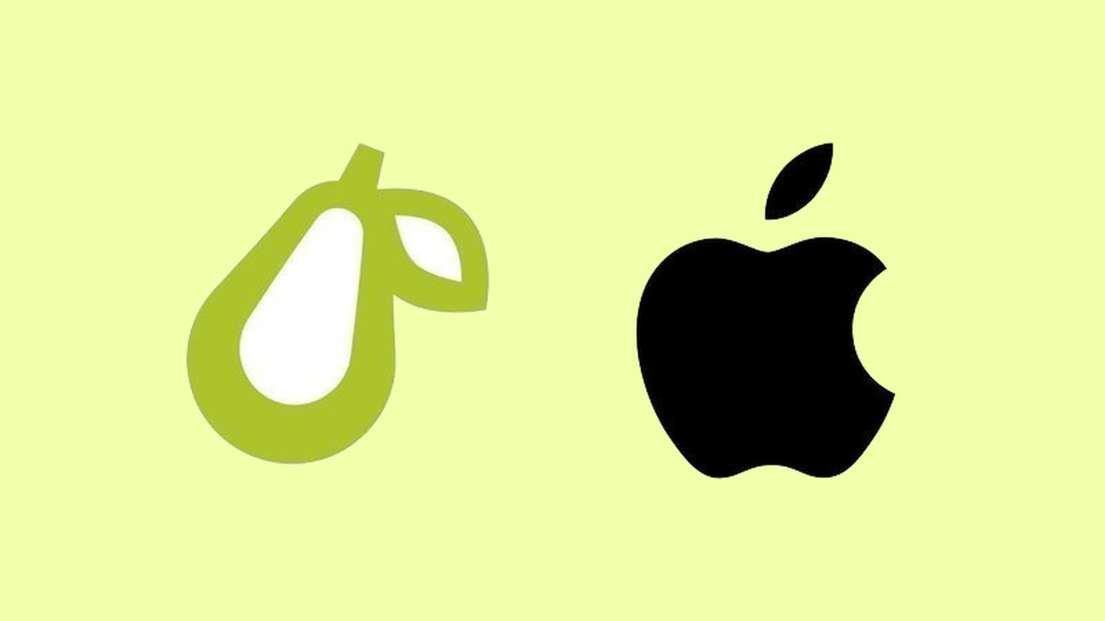 Prepear Changes Pear Logo to Settle Trademark Dispute With Apple