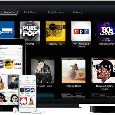 iTunes Radio Devices