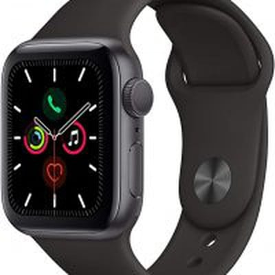 apple watch series 5 space gray