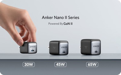 anker nano ii series