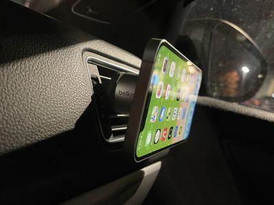 belkin car vent mount 3
