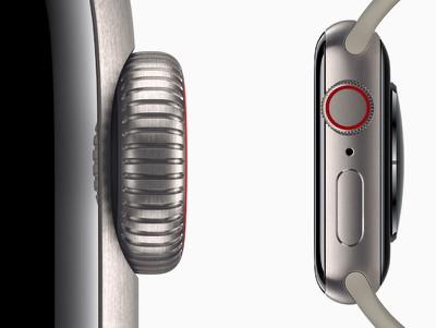 apple watch series 5 titanium 1