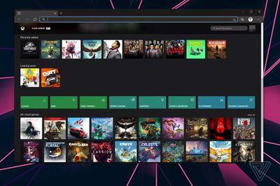 xcloud screenshot