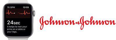 johnson johnson apple watch