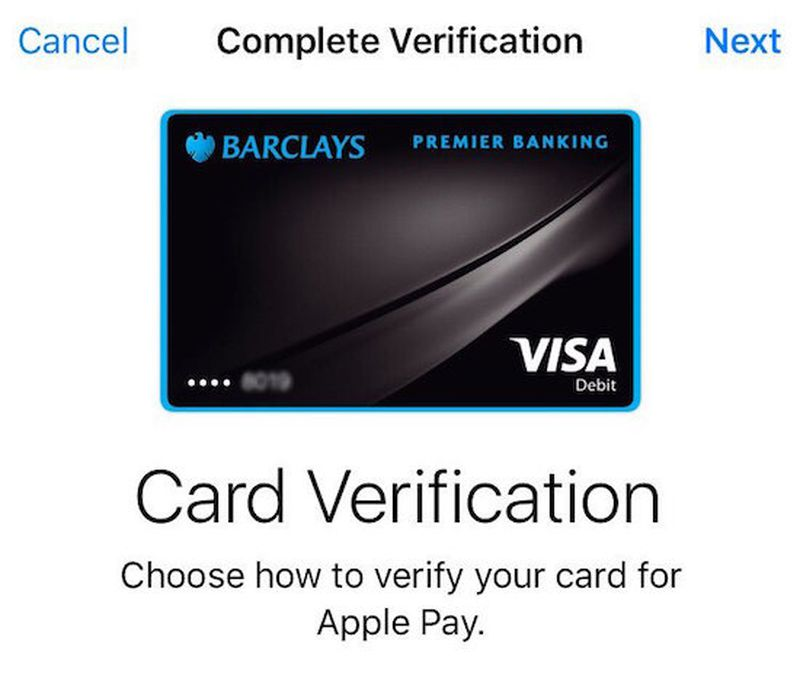 Barclays Finally Supports Apple Pay In United Kingdom