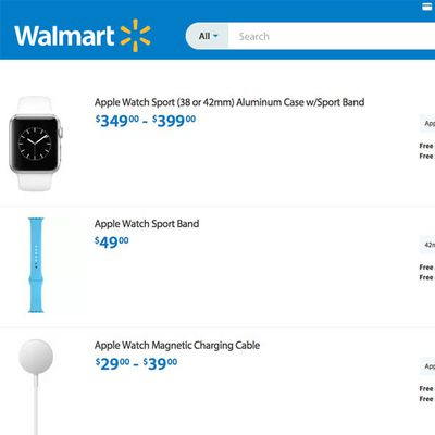 Walmart Apple Watch