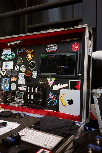 Dierks Bentley to Neverland Mac mini setup 10302018