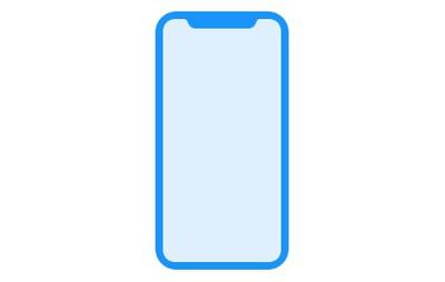 iphone 8 glyph