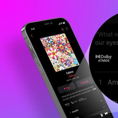 iPhone Hi Fi Apple Music Feature