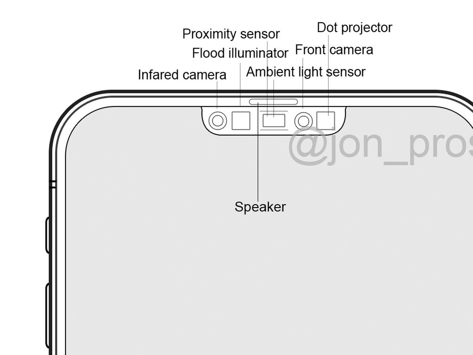 Alleged Leaked Iphone 12 Schematics