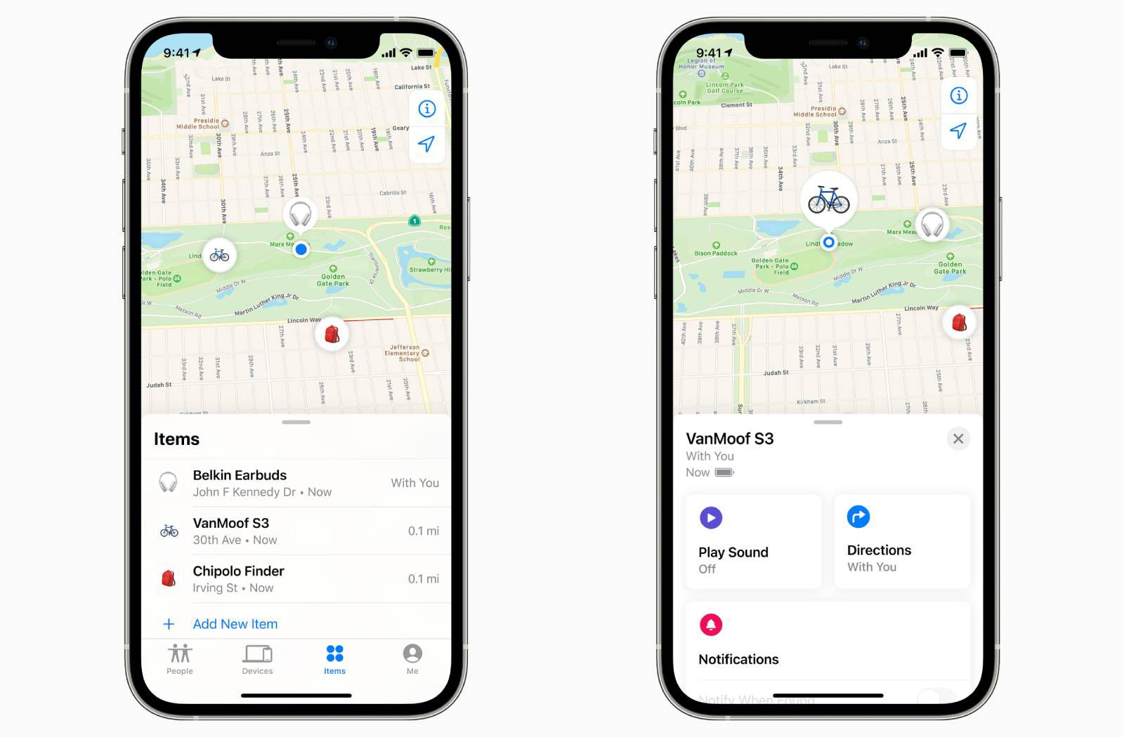 photo of Find My's New Third-Party Accessory Support Works With iOS 14.3 and Later image