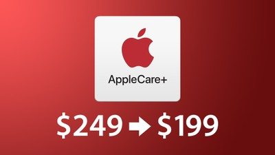 M1 MBP Apple Care Price Reduction Feature