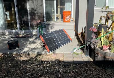 jackery solar panel 2