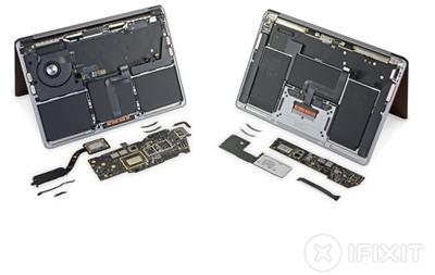 ifixit m1 macbook teardown