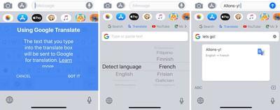 google translate gboard