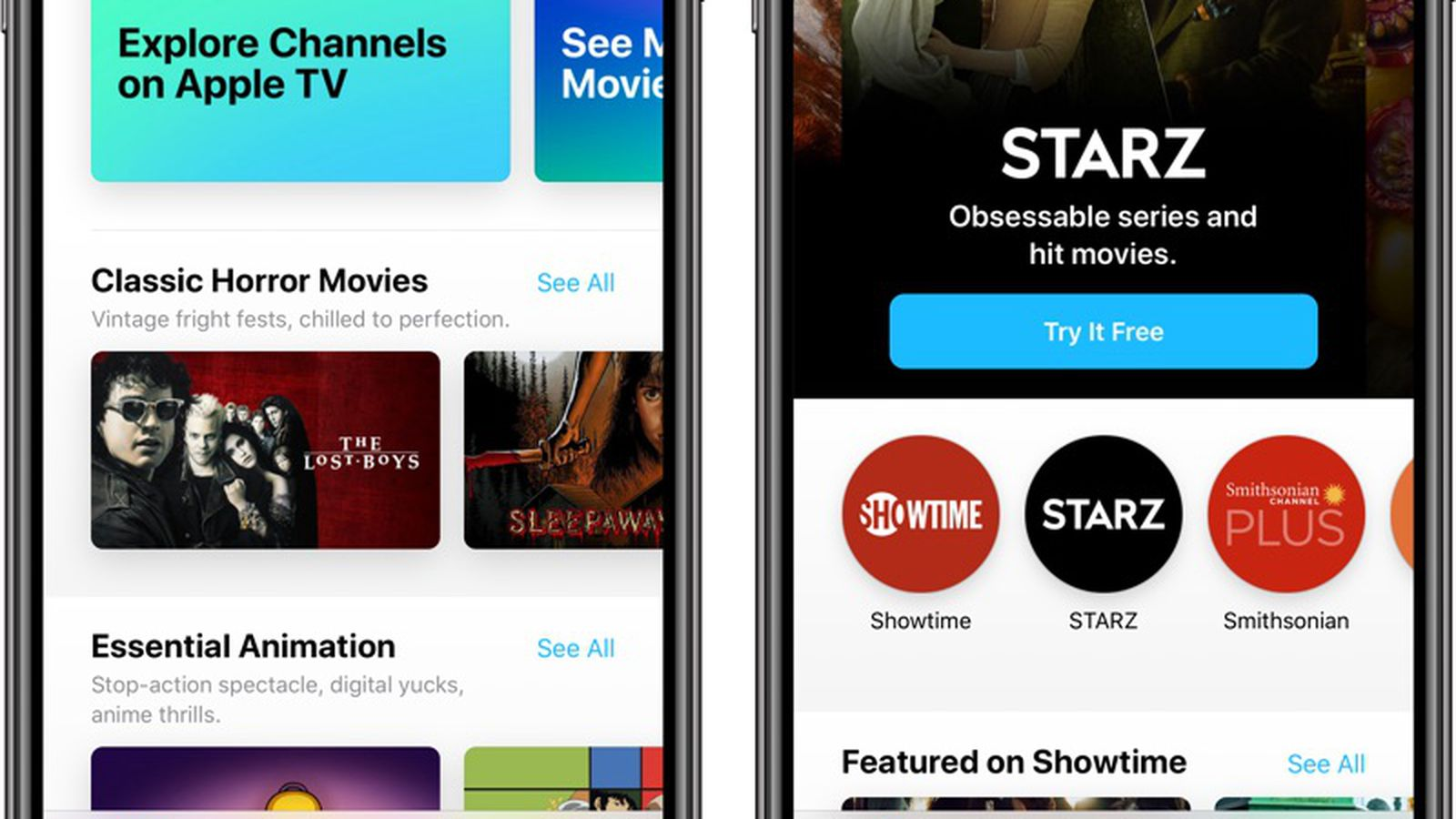 Youtube Working On Apple Tv Channels Like Feature For Third Party Video Subscriptions Macrumors